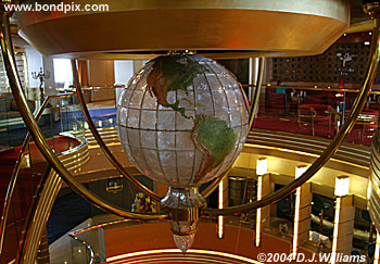 on board the oosterdam crusie ship